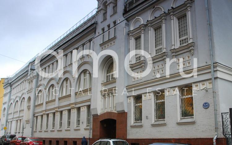 Аренда офисов от собственника Монетчиковский 2-й переулок сайт поиска помещений под офис Ангелов переулок